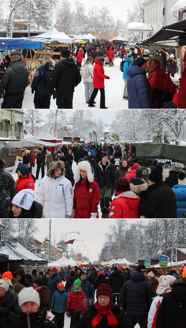 Jokkmokk winter market - Friday, February 7th, 2014
