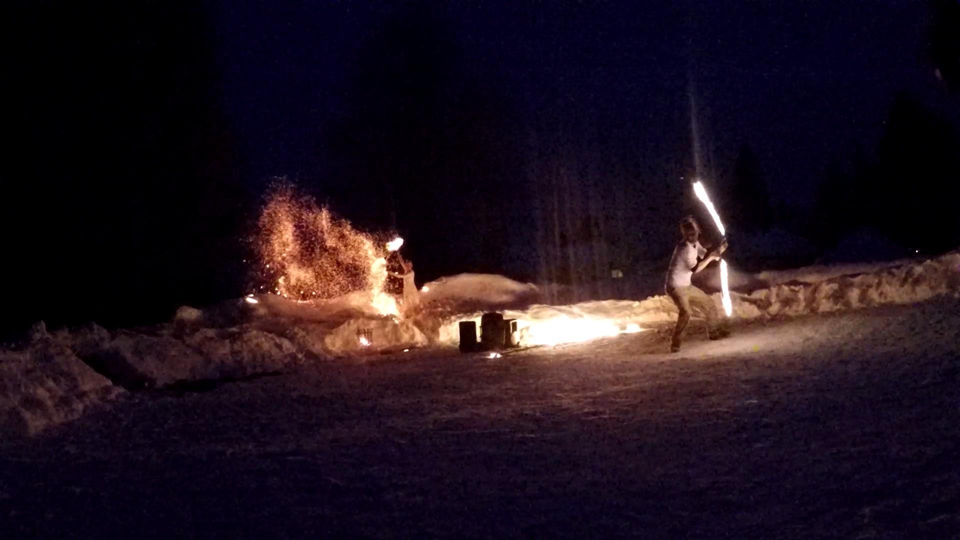 Eldshow av eldshow.se